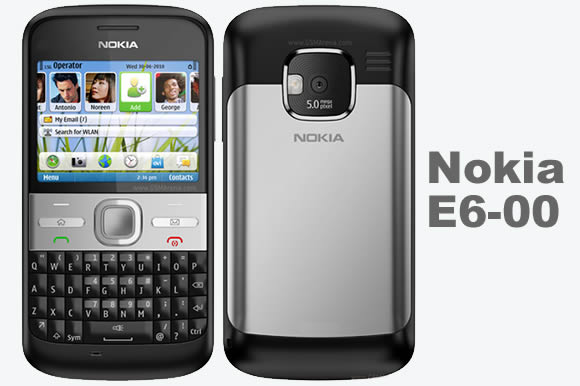 Another Symbian Smartphone - Nokia E6 Available for Pre-Order