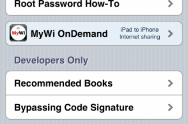 iOS 5 Jailbreak Is Confirmed By iPhone Dev Team Already