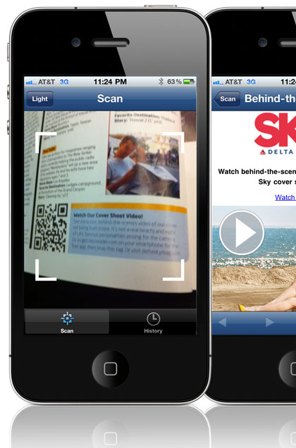 Best Free QR Code Scanner for iPhone - Scan