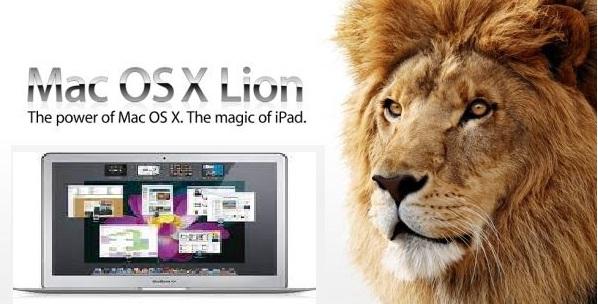Mac OS X 10.7 Lion Review