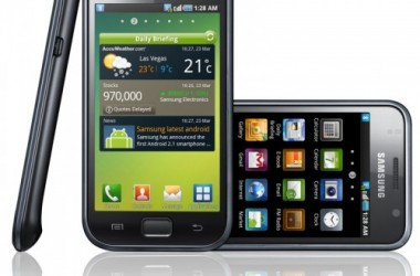 Samsung Galaxy S I9000 Hands On review [Android Smartphone]