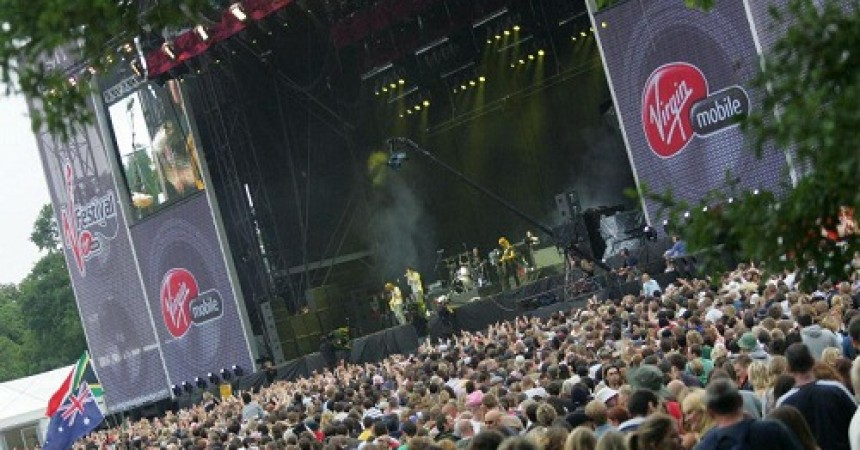 Greetings from Virgin Mobile India – Get VIP passes to V Festival