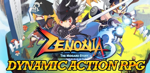 Zenonia Best Android Games 2011