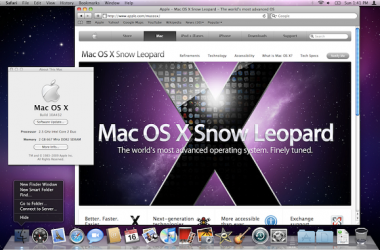 Apple's Mac OS X – Different Versions And Features
