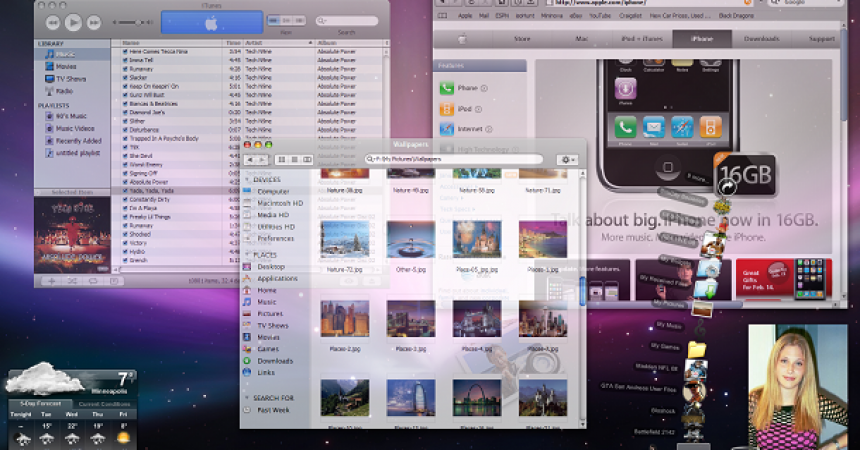 Core Technologies Involved in Mac OS [ Overview ]