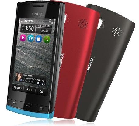 Nokia 500 Review