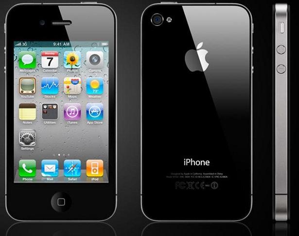 Apple iPhone 4 Image - 615x486