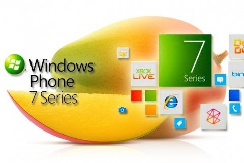 microsofts windows phone 7 mango update