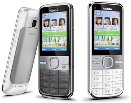 Nokia C5 Smartphone Review