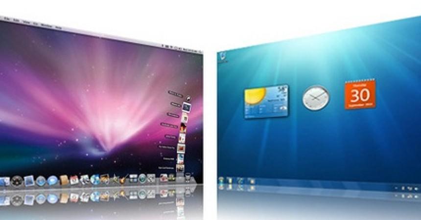 Mac OS X Vs Windows OS