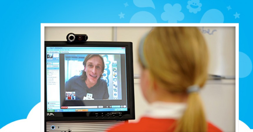 Skype In The Classroom – Technology In Education