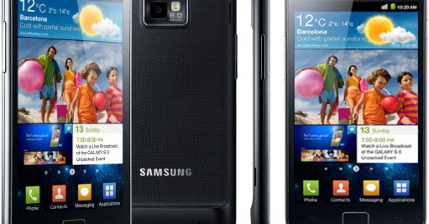 Official Android 2.3.4 Update For Samsung Galaxy S2