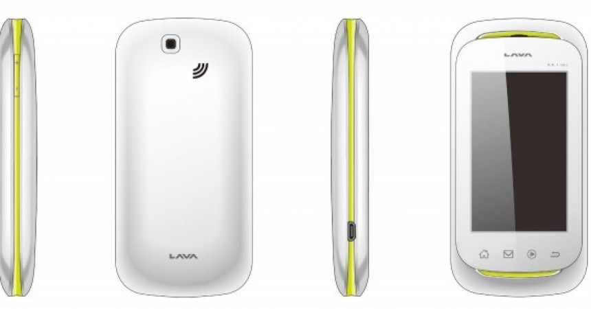 Lava KKT 50 : Affordable Touchscreen Phone You Can Experience !