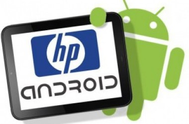 Android On HP Touchpad?