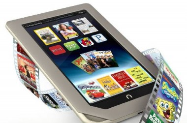 Nook Tablet: Another Android Tablet Contender Priced At $249