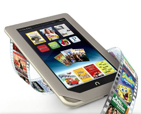 Nook Android Tablet