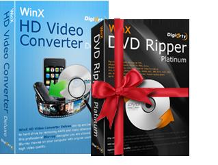 WinX HD Converter Video
