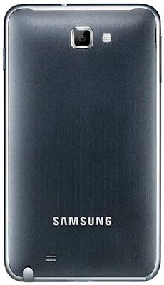 Galaxy Note Back Cover