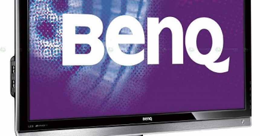 BenQ Introduces EW2430V Monitors For Personalized Multimedia Entertainment !
