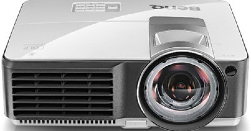 BenQ Introduces Breakthrough Technology – SmartEco For BenQ Projectors !
