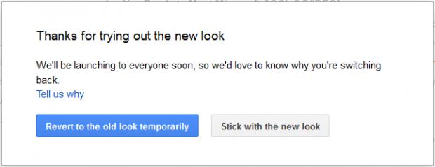 Old Gmail Look Revert Back e1324009208630