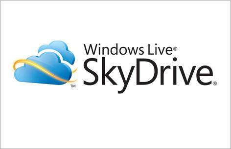 Sky Drive Cloud Service