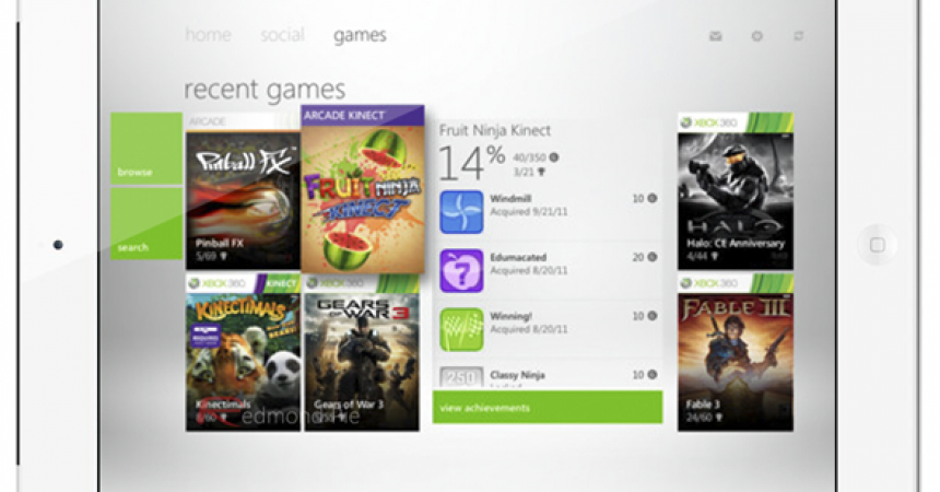 Xbox LIVE App For iPhone, iPad, iPod Touch Is Now Officially Available for Download