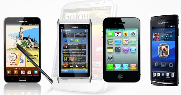 Best Camera Phones - iPhone 4S Arc N8 Note