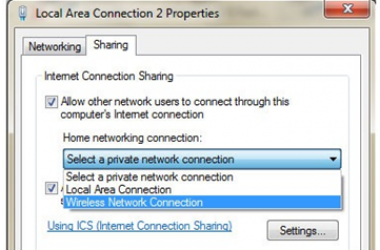 How To Make Your Place Wi Fi Without Any Wireless Router [Windows 7]