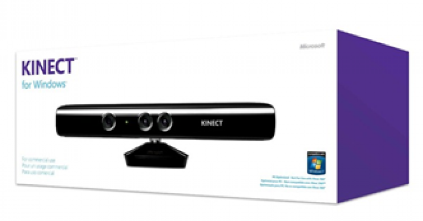 Kinect for Windows PC Now Available For Pre-Order With Unique 'Near Mode'