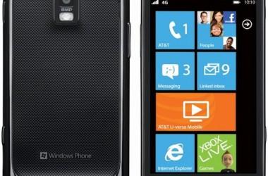 Samsung Focus S 1937 Review – Nice Windows Phone 7 Device !