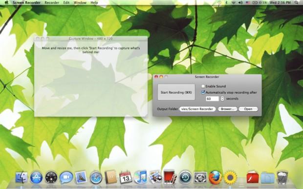 Screen Capture In Mac