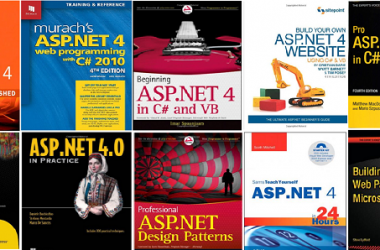 10 Must Read Books To Learn ASP.NET 4.0 Development