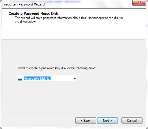 Windows Password Reset -3