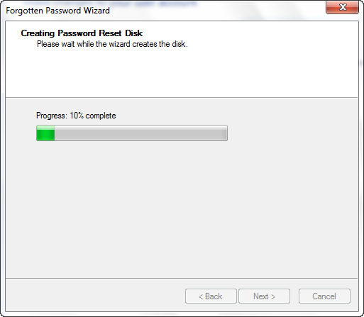 Windows Password Reset -5