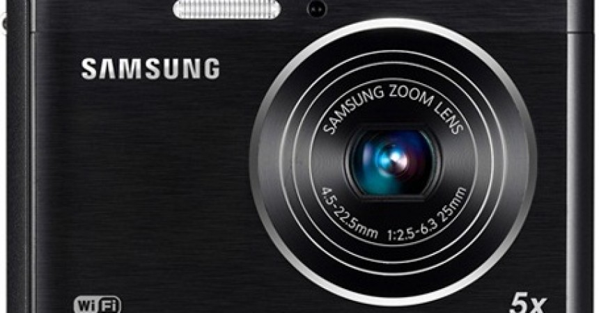 Samsung DV300F DualView Digital Camera comes With Built-in Wi-Fi