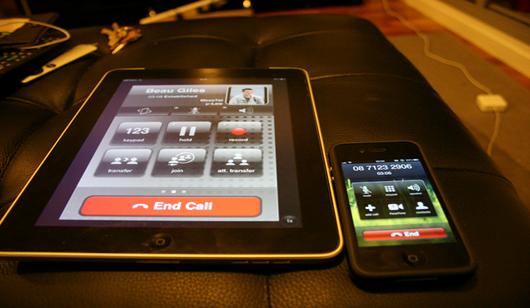 Broadband over VOIP