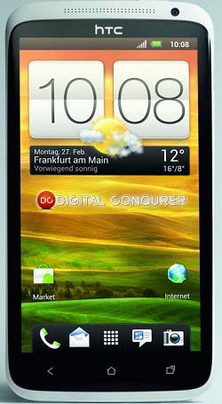 HTC One X Overview