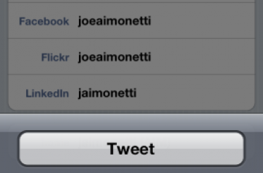 How To Sync Twitter Data To Your iOS Device [Tutorial]