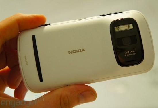 Nokia 808 PureView Camera Lens
