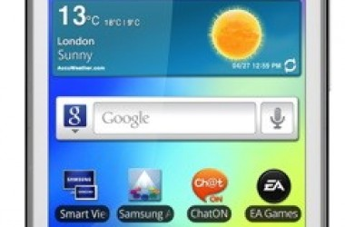 Samsung Galaxy S WiFi Player 4.2 Launched At MWC 2012