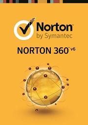 Norton 360 v6 Cover