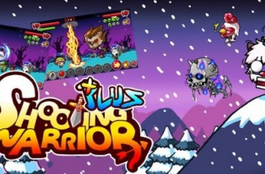 Shooting Warrior Plus Android Game Review