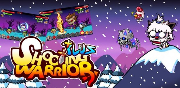 Shooting Warrior Plus Android Game