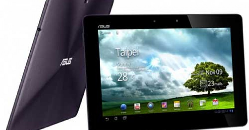 Asus Eee Pad Transformer Prime Launched In India At Price of Rs.49999