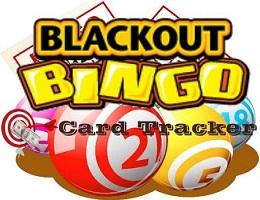 Blackout Bingo Tracker App