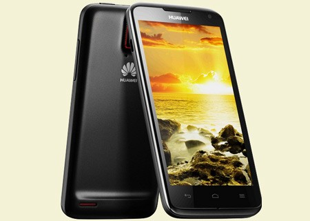 Huawei Quad Core Android Smartphone Ascend D