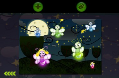 Firefly Fun iPhone App Review – Relaxation App For Everyone!