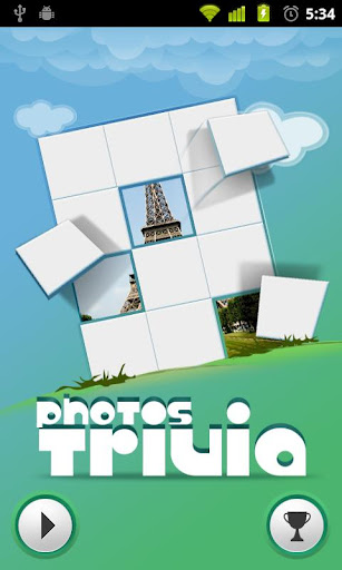 Photos Trivia Android App Review