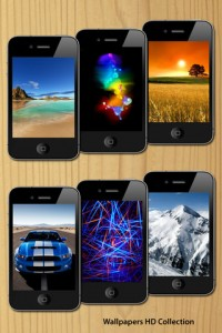 Wallpapers HD Collection App For iPhone